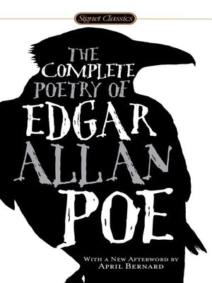 cover image of The Complete Poetry of Edgar Allan Poe