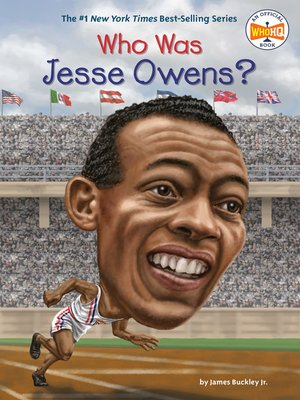 cover image of Who Was Jesse Owens?