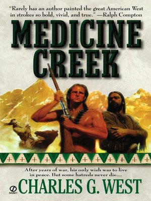cover image of Medicine Creek