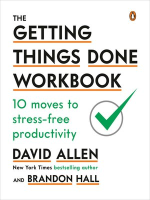 cover image of The Getting Things Done Workbook