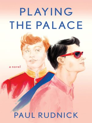 cover image of Playing the Palace