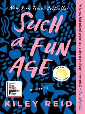 cover image of Such a Fun Age
