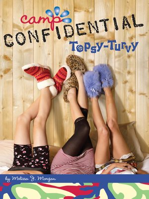 cover image of Topsy-Turvy