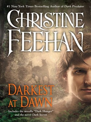 cover image of Darkest at Dawn: Dark Hunger and Dark Secret