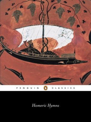 cover image of Homeric Hymns
