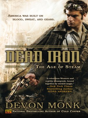 cover image of Dead Iron