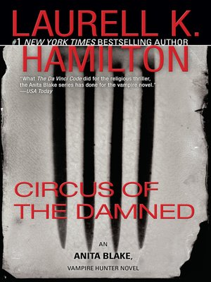cover image of Circus of the Damned