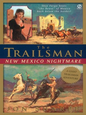 cover image of New Mexico Nightmare