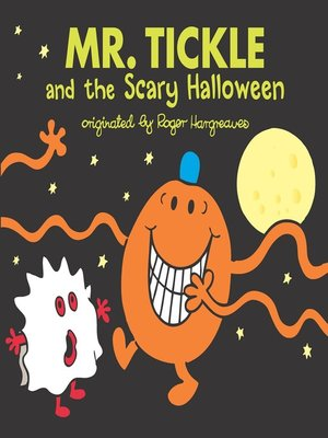 cover image of Mr. Tickle and the Scary Halloween