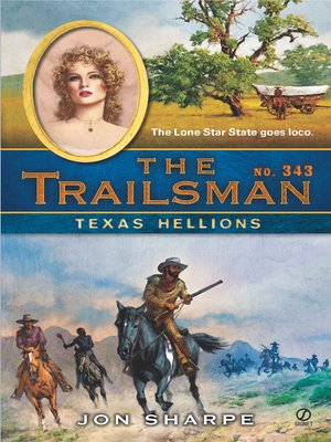 cover image of Texas Hellions