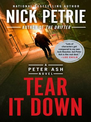cover image of Tear It Down