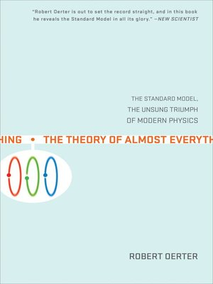 Physics overdrive rakuten overdrive ebooks audiobooks and cover image of the theory of almost everything fandeluxe Image collections