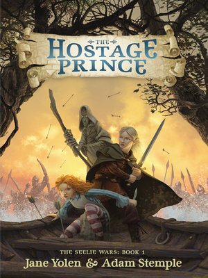 cover image of The Hostage Prince