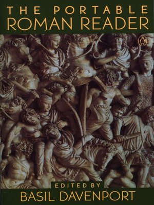 cover image of The Portable Roman Reader