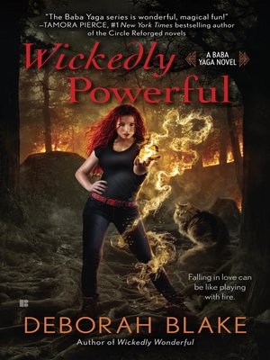 cover image of Wickedly Powerful