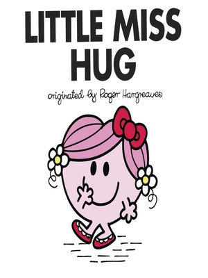 cover image of Little Miss Hug