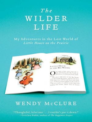 cover image of The Wilder Life