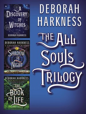 cover image of All Souls Trilogy