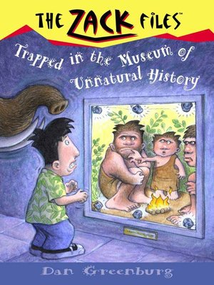 cover image of Trapped in the Museum of Unnatural History
