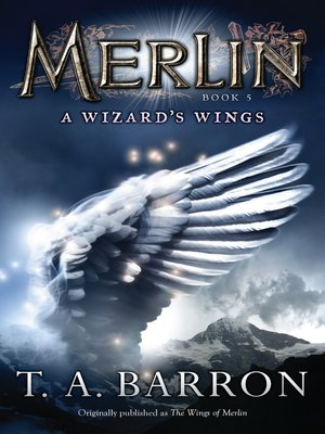 cover image of A Wizard's Wings
