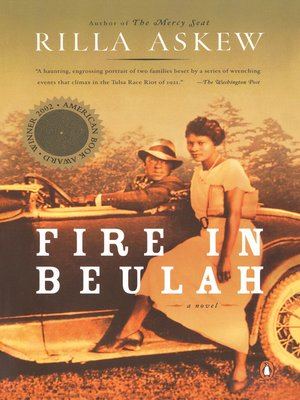 cover image of Fire in Beulah