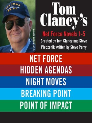 cover image of Tom Clancy's Net Force, Novels 1-5