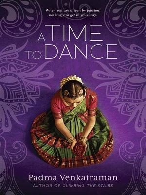 Ebook A Time To Dance By Padma Venkatraman