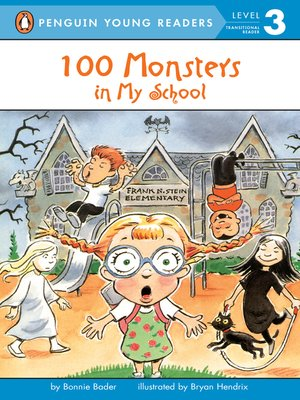 cover image of 100 Monsters in My School