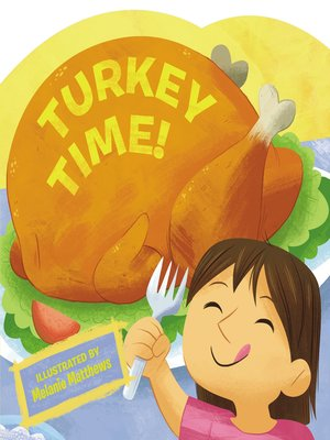 cover image of Turkey Time!
