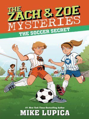 cover image of The Soccer Secret