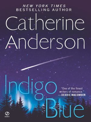 cover image of Indigo Blue
