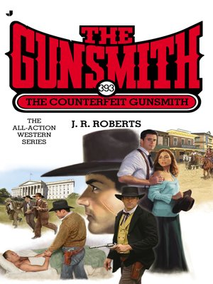 cover image of The Counterfeit Gunsmith