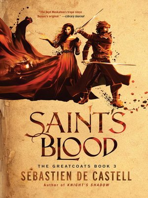 cover image of Saint's Blood