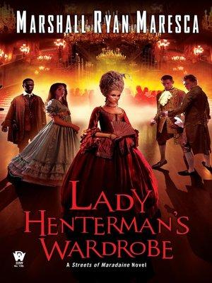 cover image of Lady Henterman's Wardrobe