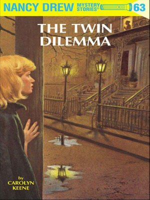 cover image of The Twin Dilemma