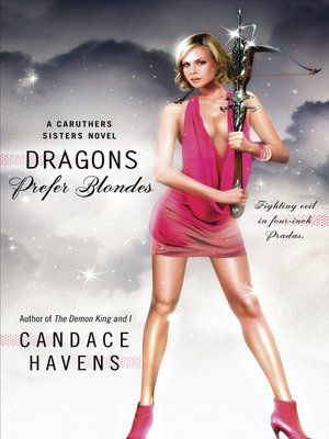 cover image of Dragons Prefer Blondes