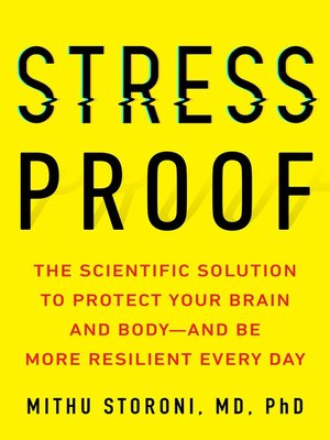 cover image of Stress-Proof