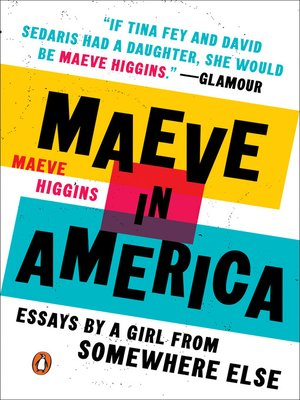 cover image of Maeve in America