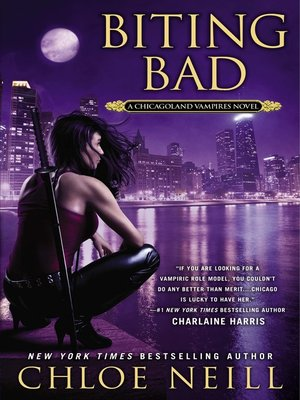 cover image of Biting Bad