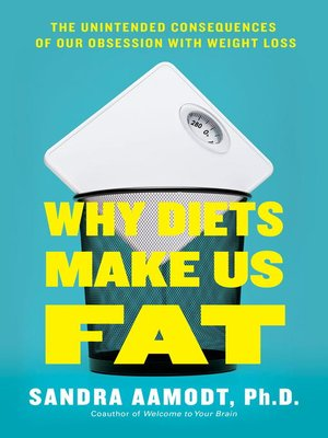 cover image of Why Diets Make Us Fat