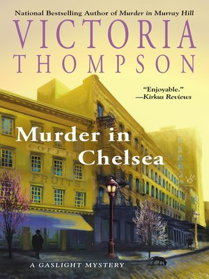 cover image of Murder in Chelsea