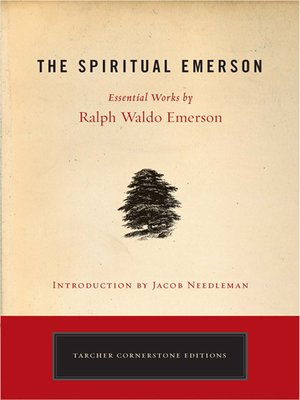 cover image of The Spiritual Emerson