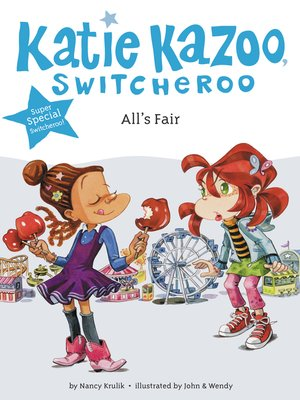 cover image of All's Fair