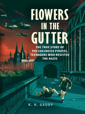 cover image of Flowers in the Gutter