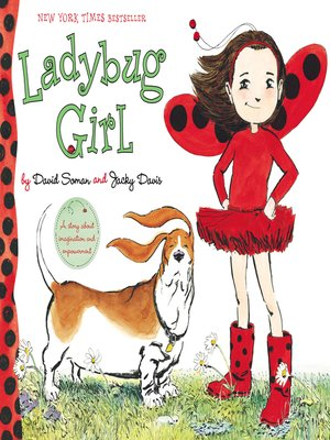cover image of Ladybug Girl