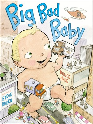 cover image of Big Bad Baby