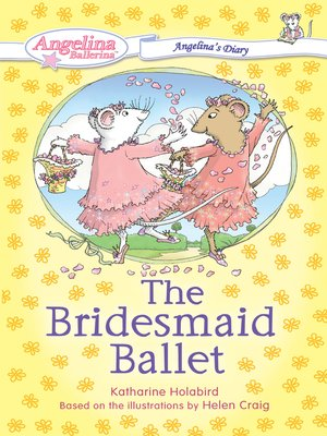 cover image of The Bridesmaid Ballet