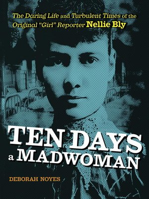 cover image of Ten Days a Madwoman