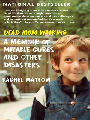 cover image of Dead Mom Walking