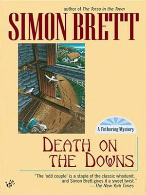 cover image of Death on the Downs